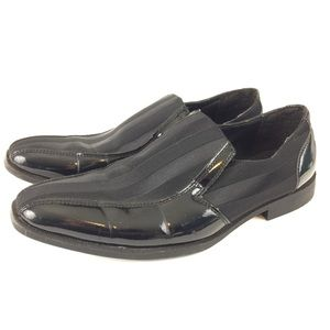 Stacy Adams Regalia Mens 7.5 Black Dress Shoes